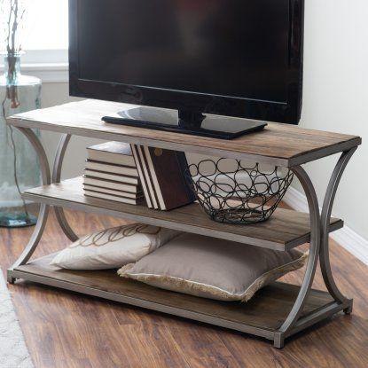 Belham Living Edison Reclaimed Wood TV Stand - Best 10+ Reclaimed Wood Tv Stand Ideas On Pinterest Rustic Wood