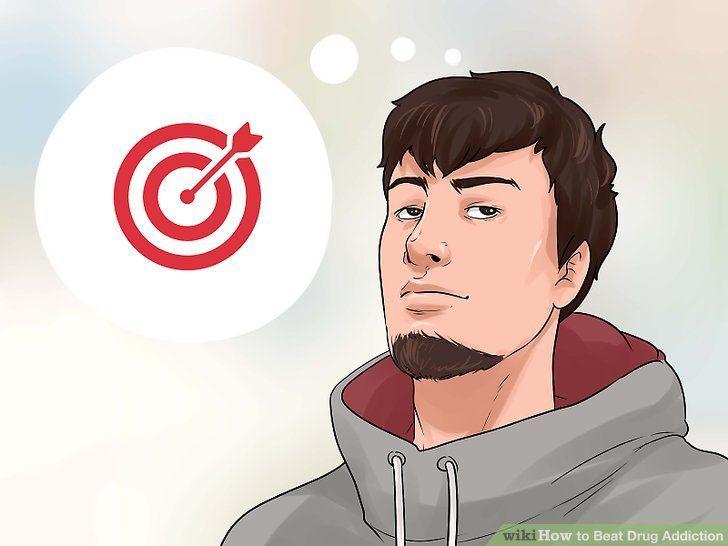 Image titled Beat Drug Addiction Step 1