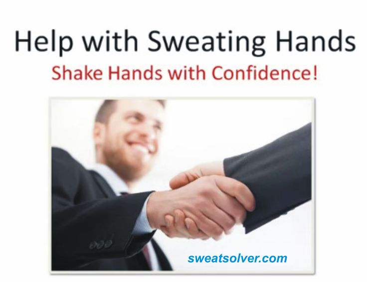 Help with Sweating Hands – Shake Confidently! Are you getting fed up with hand sweating? Is it really killing your confidence? It can be hard to socialize with others when your hands are wet and slimy. #sweating hands #hyperhidrosis #perspiration #hyperhydrosis #excessive sweating  #sweaty armpits #sweaty hands  #sweating hands #sweaty palms  #foot sweating #sweaty feet #antiperspirant #deodorant #sweat problems #I sweat #very sweaty betty #sweat #sweating #stop excessive sweating