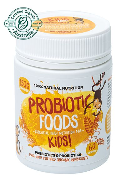 Accessories :: Accessories :: Nutrition :: Probiotic Foods for Kids 150g #superfood #guthealth #probiotic