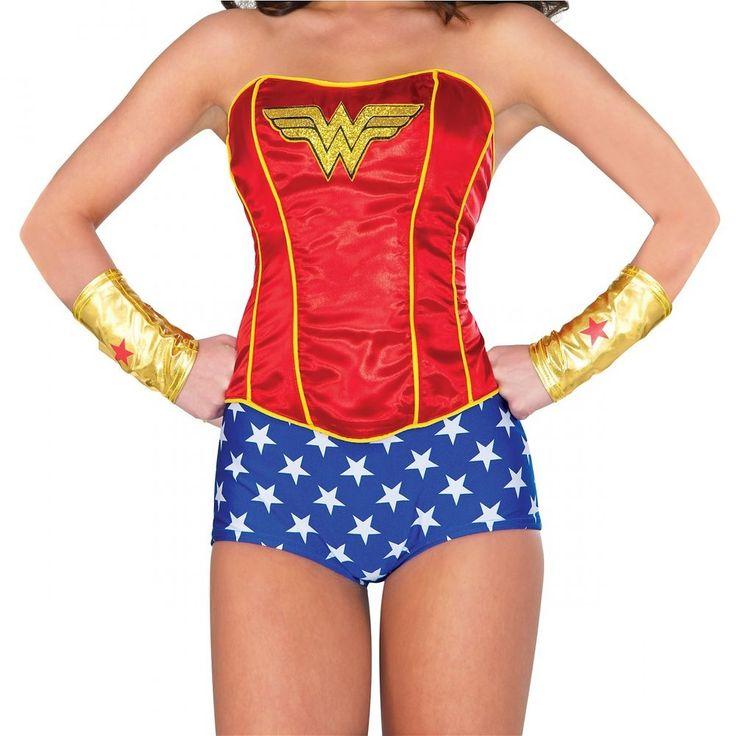 Wonder woman long skirt-6025