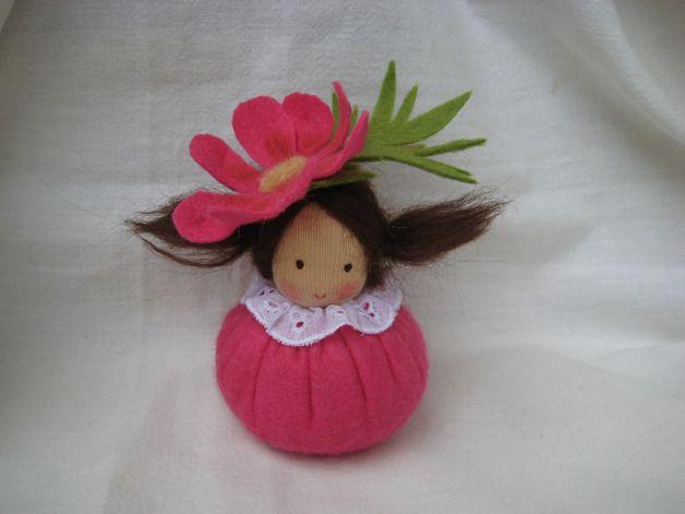 Jahreszeitentisch - Cosmea in Pink Waldorf ...