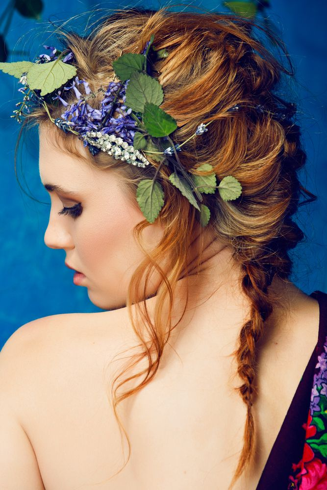 nice 30 New Styles to Bring Back Your French Braid Love Check more at http://newaylook.com/best-french-braid-hairstyles/