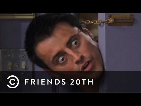 "This Video Shows The Hilarious Lessons Joey Tribbiani Taught Us On ""Friends"""