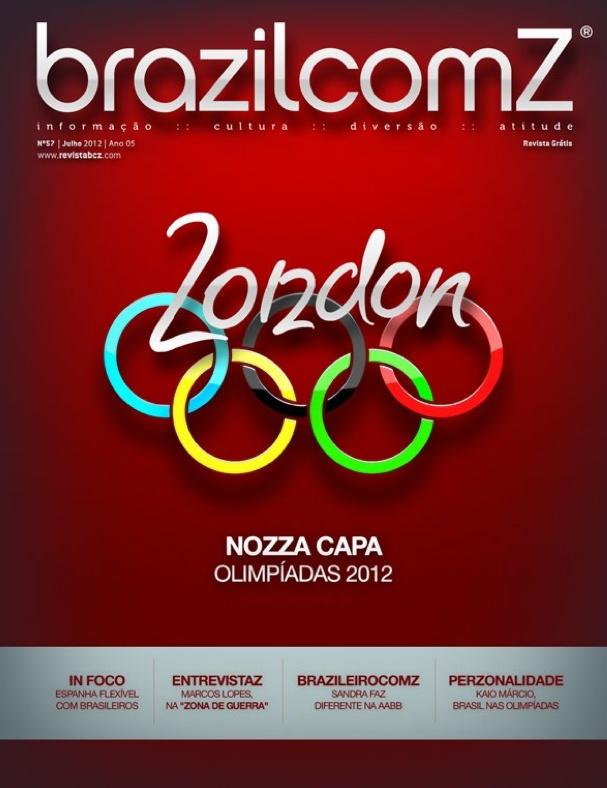 Revista Brazil com Z - JUL/12