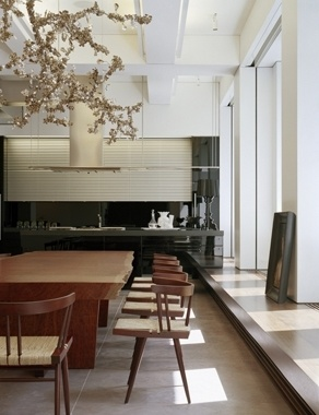 Gabellini Sheppard - Chelsea Loft, NY