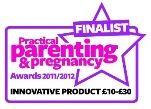 Finalista al premio mamme pratiche 2012 con le collane per dentizione