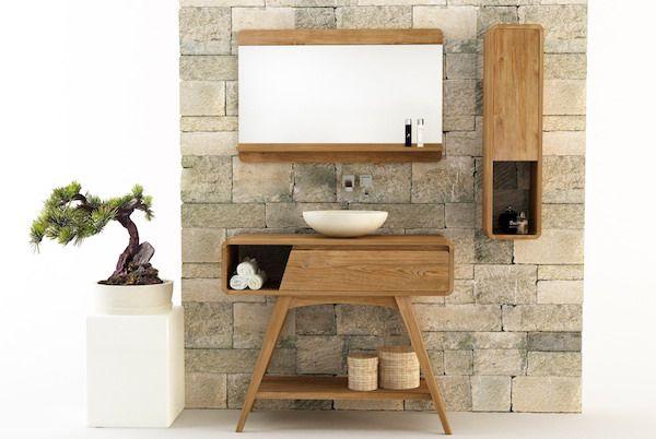 Badezimmer In 2020 Badezimmer Waschtisch Teak Und Wohn Design
