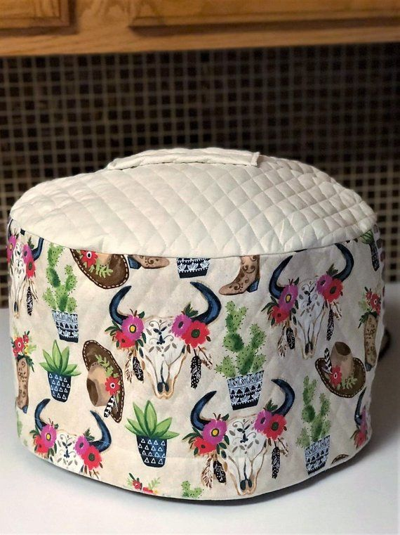 Ninja Foodi Dust Cover Ninja Foodi Cover Quilted Pressure Cooker Cover Appliance Cover Ninja Foodi 6 5 Qt Ninja Foodie Appliance Covers Handmade Quilted