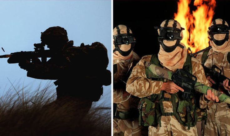 """AN SAS soldier has said illegal killings were an """"unwritten rule of our job"""" as he opened up about top-secret night operations in Afghanistan, it has been reported.,17"""