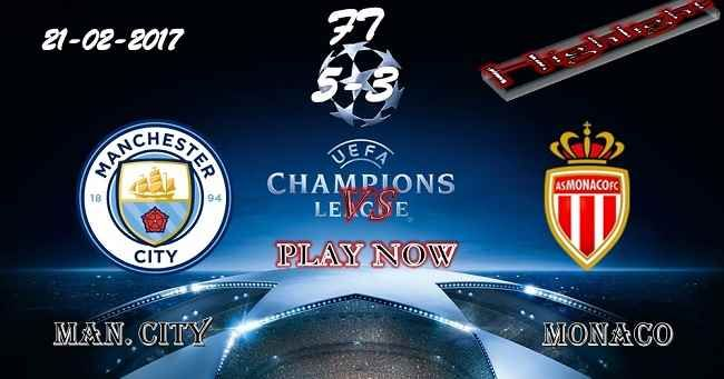 VIDEO Manchester City 5 - 3 Monaco HIGHLIGHTS 21.02.2017 | PPsoccer