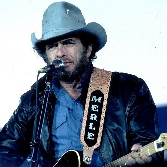 Merle Haggard (April 6, 1937-April 6, 2016). He passed away at 9:20 a.m. this morning in his hometown, Bakersfield,  California, surrounded by his family. He would have been 79 years old today.