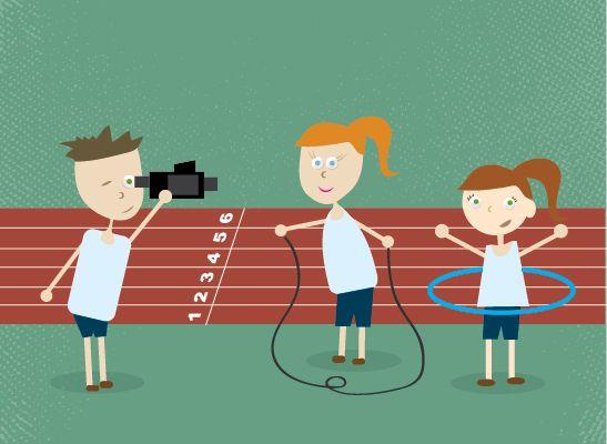 15 recursos educativos para la clase de Educación Física | El Blog de Educación y TIC