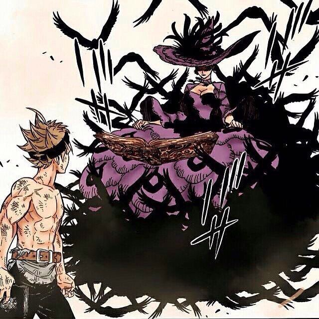 Asta and the Witch Queen Black Clover Asta Black