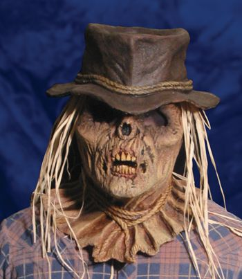 scarecrow mask | Zombie Scarecrow Mask - Masks - I have this one - I use him to make a static prop - Very effective