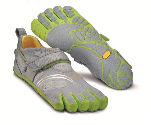 schuhe vibram fivefingers schuhe komodosport grey green olive kaufen neu eur 130 90. Black Bedroom Furniture Sets. Home Design Ideas
