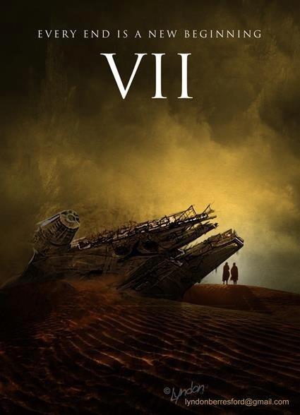 Fan Made Star Wars Poster