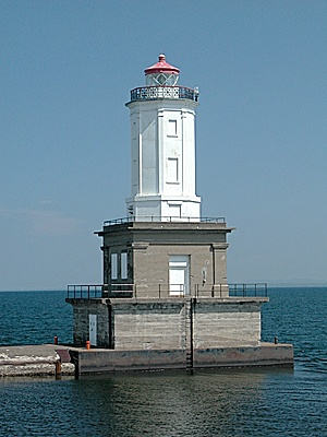 Lighthouse in Italy
