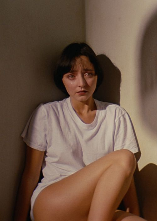 Pulp Fiction | Maria De Medeiros --- OK, she's a sweet girl, but D@^#! IT,  SHE FORGOT THE WATCH!!