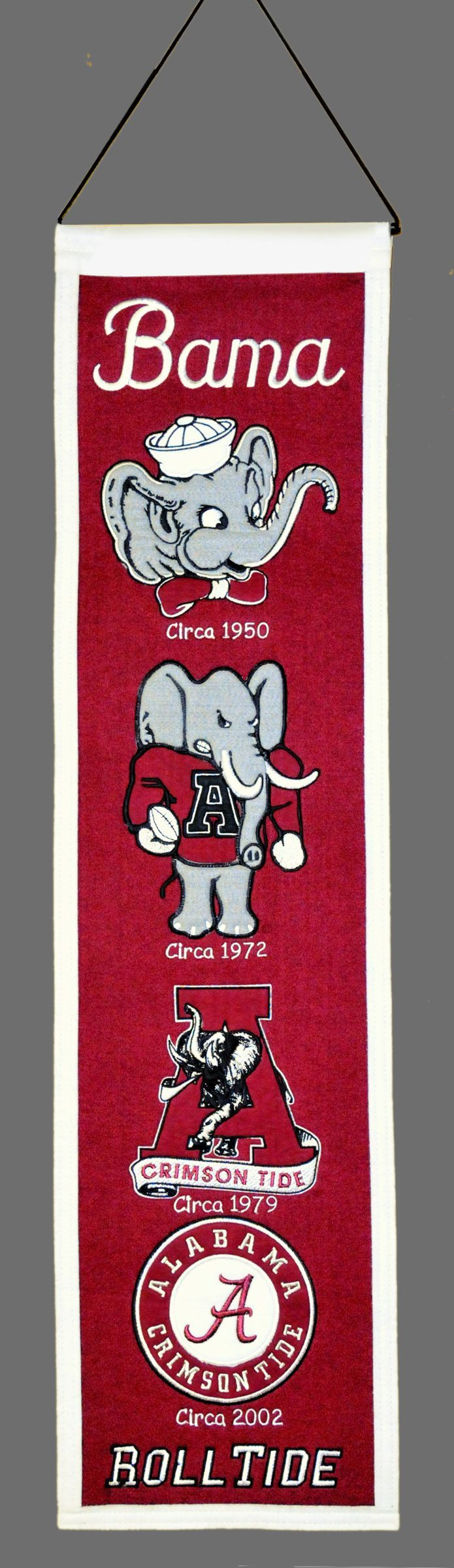 Alabama Football Gift Basket | HOME › Heritage Banners