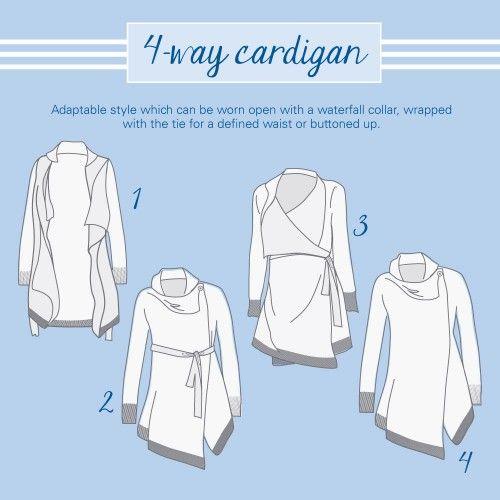 40% Bavlna, 40% Viskóza,  20% Nylon Skvělý svetr, který může být nošen během těhotenství i po něm Může být nošen otevřený, ovázaný nebo zapnutý na knoflíky Prát na 30°C při programu Vlna, pokud není vyznačené jinak Délka  71cm Látka  40% Bavlna, 40% Viskóza,  20% Nylon
