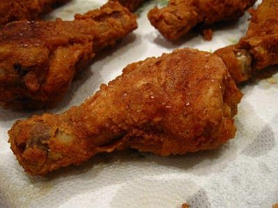 Cooking From Scratch: Home Fried Chicken