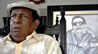 Entre Notas Rosa Multimedia: El mundo vallenato llora la muerte del Maestro Calixto Ochoa Campo