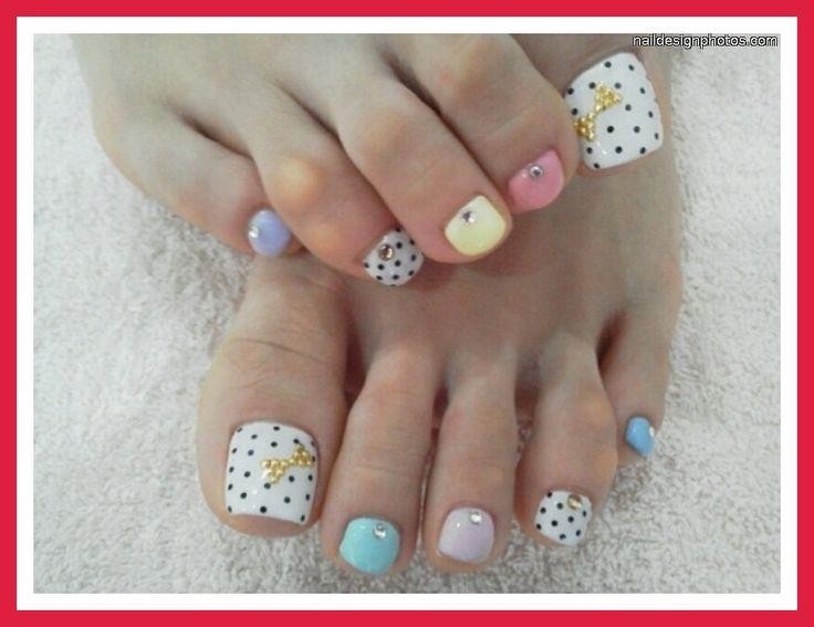 summer 2012 toenail designs - Nail Design Ideas 2012