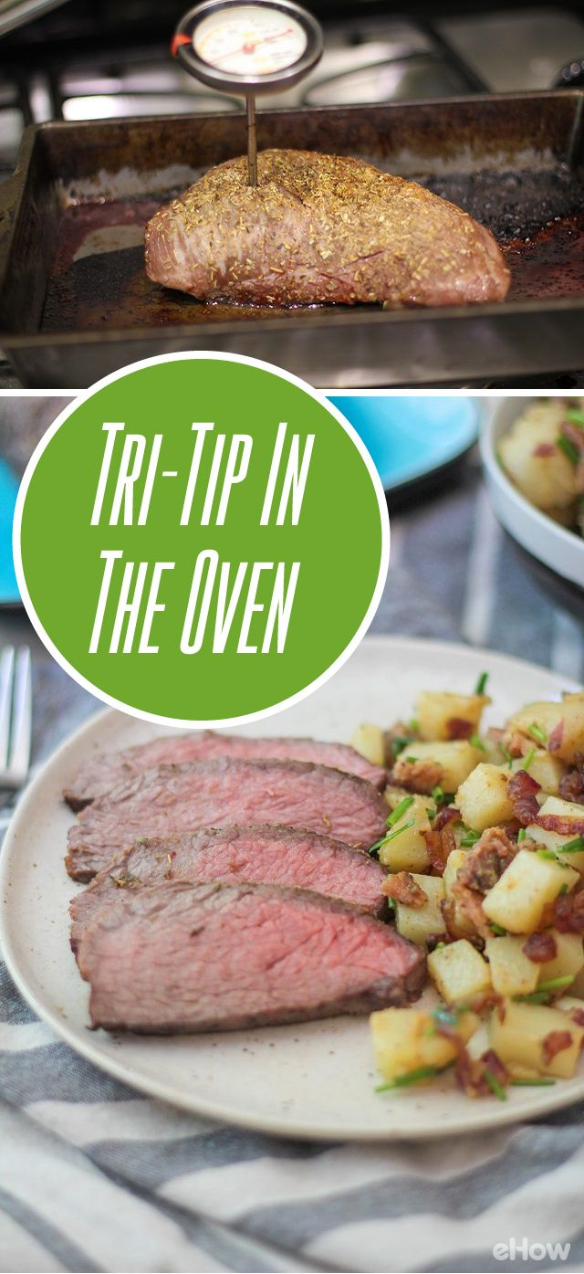 How To Bake Beef Sirloin Tritip In The Oven