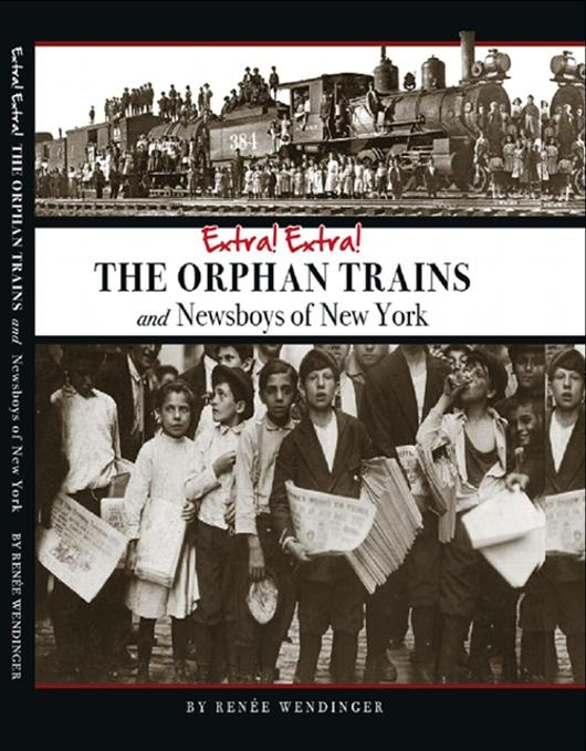 orphan trains essay Your essays should conclude with your stated opinion about whether the orphan trains were, on balance, a good or a bad thing internet resources about the orphan trains: orphan train stories.