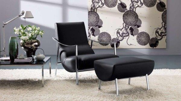 The Atul E Amit Lounge Chair by Bontempi