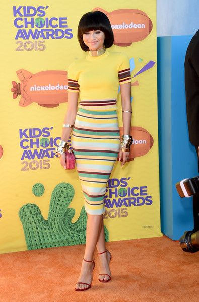 Zendaya Coleman/DKNY Kids' Choice Awards