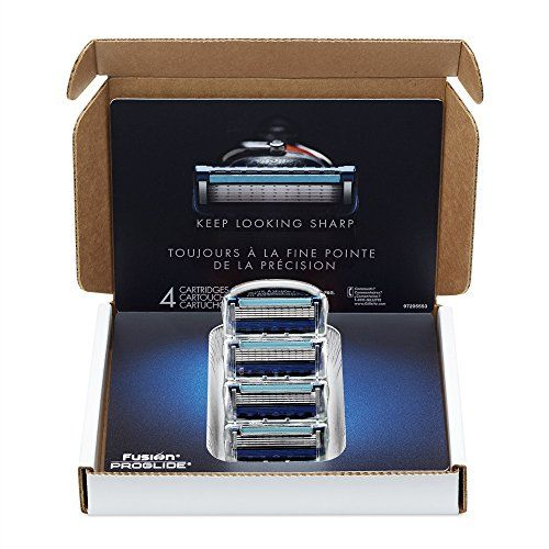 Never run out of razor blades again! Subscribe to have replacement razor blades delivered when you need them Gillette Fusion ProGlide Manual Razor Blade Refill Pack contains 4 Fusion ProGlide razor blades with Gillette's most advanced blade coating Gillette Fusion ProGlide Razor Blades: Gillette's thinnest, finest razor blades (first 4 blades) for less tug and pull (vs. Fusion)  #hairremoval #laserhairremoval #shaving