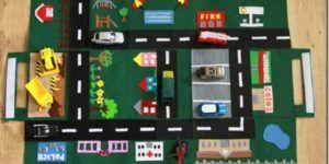 17 Best Ideas About Play Mats On Pinterest Car