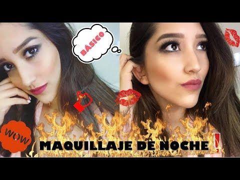 Maquillaje de noche BASICO Y PRACTICO //Paola Marcos – YouTube