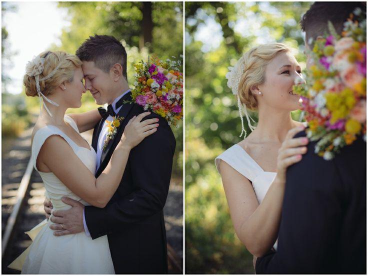 wedding, vintage, bride and groom, love, ateljelena.se