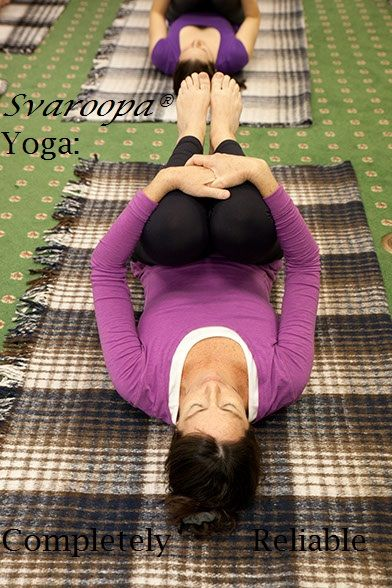 You don't have to be good at Svaroopa® yoga – it will still be good to you. Svaroopa® yoga heals what ails you. http://www.downingtownyoga.org/