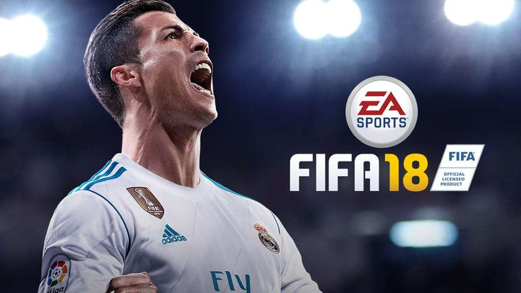 FIFA 18 Is Out Today For Pre-order