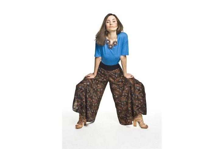 Miami szarawary / MIAMI aladdin pants [Papayalove] -> Zitolo.com