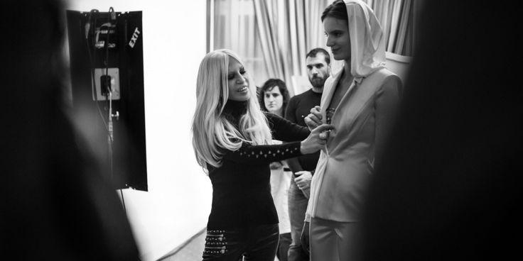 Le+migliori+citazioni+di+Donatella+Versace