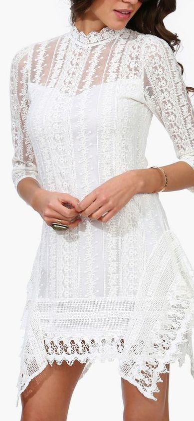 lace dress***if the neckline was different this would be perfect