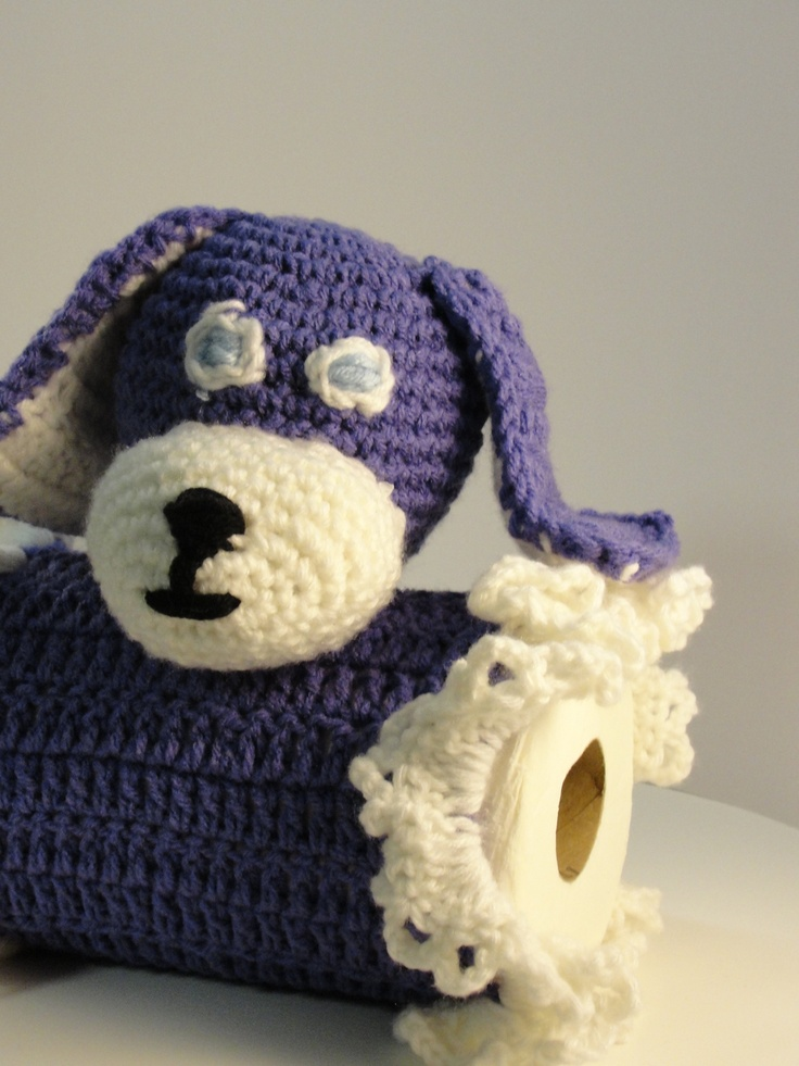 23 Best Images About Crochet Toilet Roll Cover On