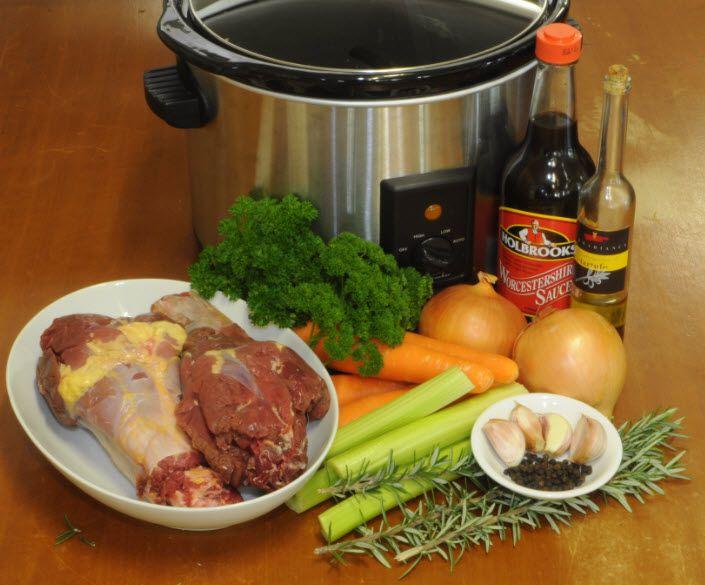 how to cook stew kangaroo