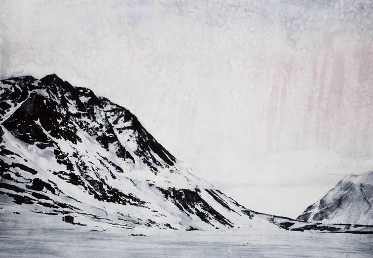 Monumental, Yet So Fragile: Arctic Landscapes by Emma Stibbon – SOCKS