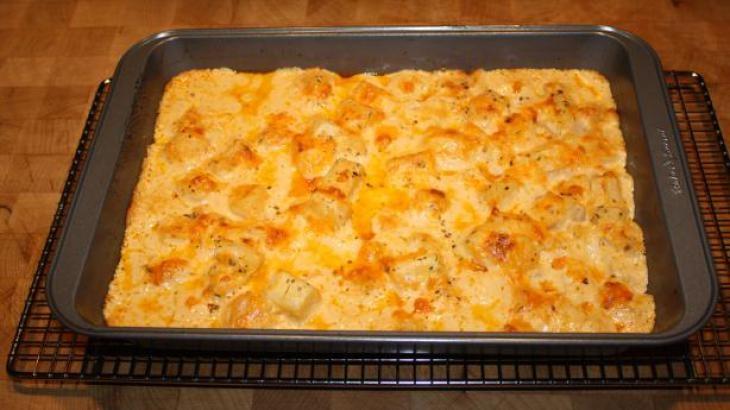 Creamy Cheesy Potatoes | Yum | Pinterest