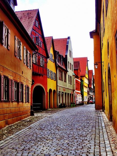 Fresh Rothenburg ob der Tauber