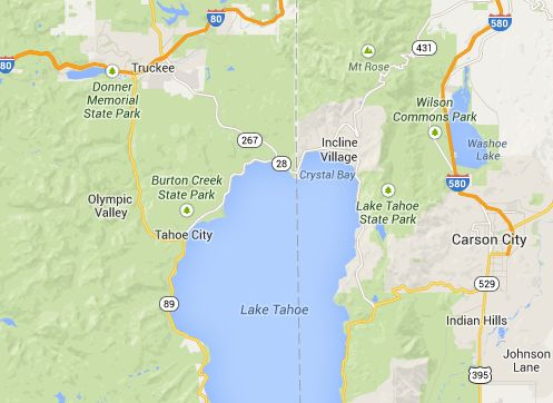 Resource North Lake Tahoe Wedding Reception Sites