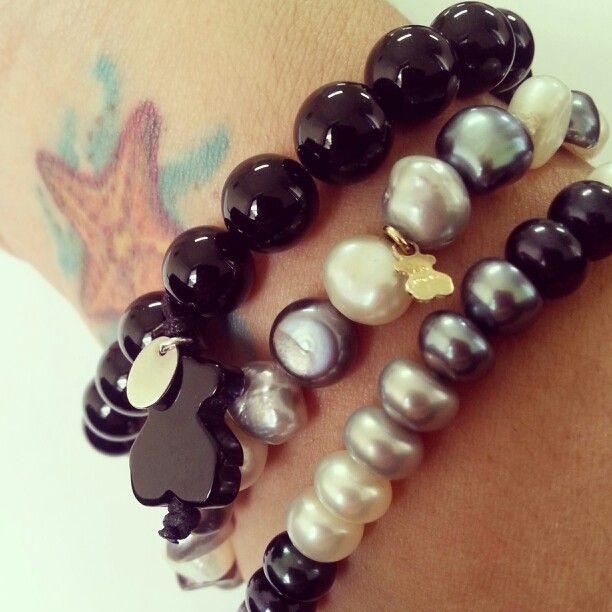 Tous bracelets! Love them!