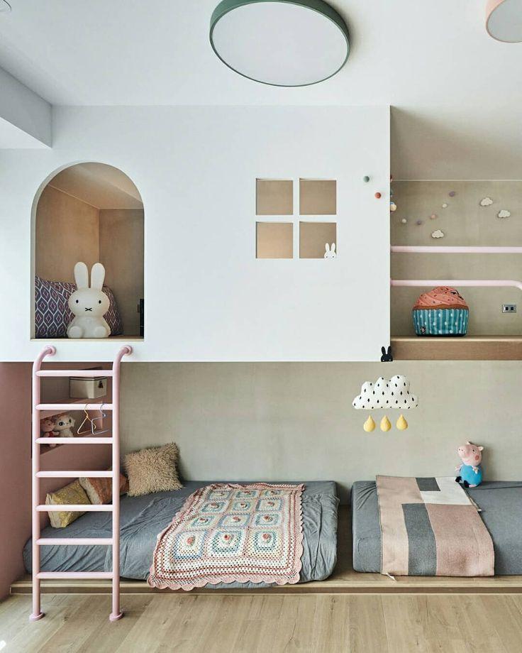 Kids Bedroom Haodesign Tw Creates A Space That Dreams Are Made Of A Secret Passage Disguised B Chambre Enfant Amenagement Chambre Enfant Deco Chambre Enfant