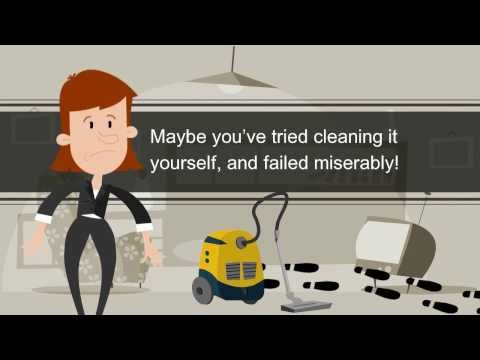 Carpet Cleaner Business Video Commercial for you to show off your Business